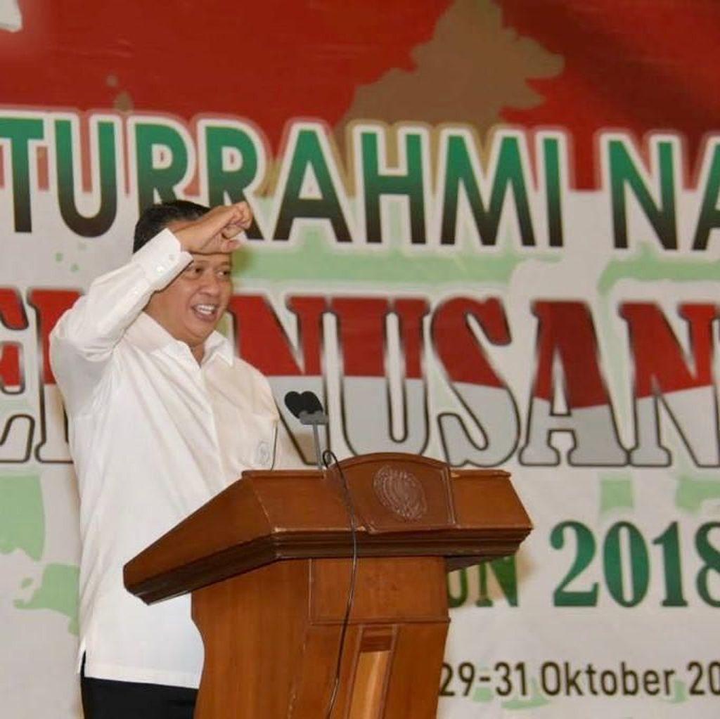 Ketua DPR Sebut Kabinet Kerja Harus Pastikan Kecukupan Beras