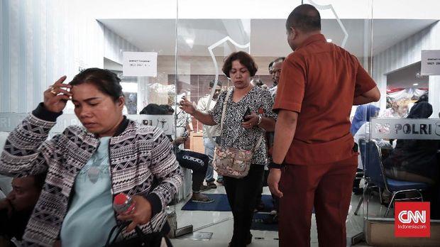 20 Psikolog Dampingi Keluarga Korban Lon Air JT-610