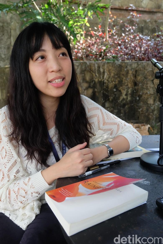 Sastra Jepang hingga Manga Pengaruhi Karya Clarissa Goenawan Foto: Tia Agnes/ detikHOT
