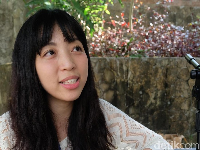 Penulis Singapura kelahiran Indonesia Clarissa Goenawan luncurkan novel Rainbirds