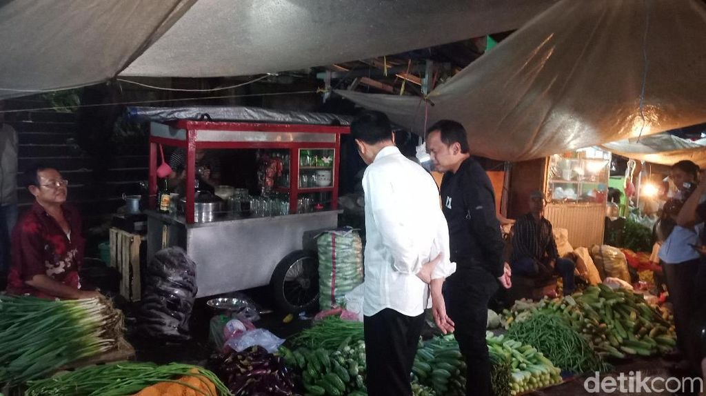 Jokowi: Jangan Masuk Pasar Bilang Harga Mahal, Orang Nggak Mau Lagi
