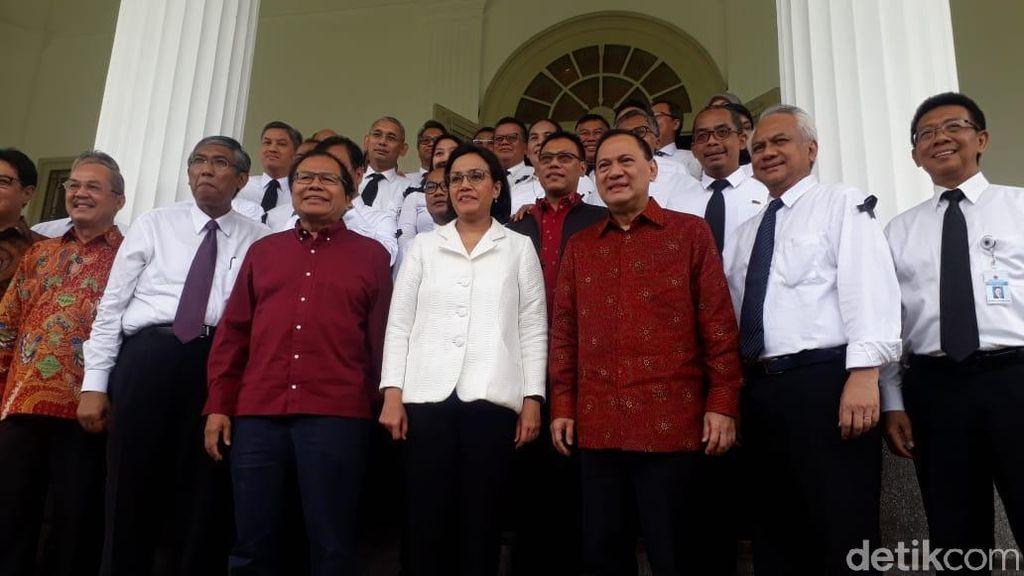 Bukan Debat Utang, Sri Mulyani Bertemu Rizal Ramli Ngobrol Ini