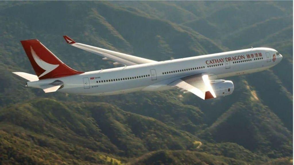 Deretan Kasus Penumpang Mabuk di Pesawat Selama 2018
