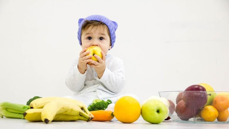 Menu superfood yang bagus untuk bayi/ Foto: shutterstock