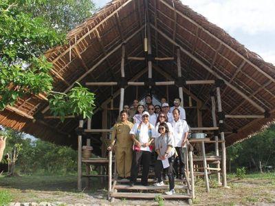 Tren Wisata Nomadic Merambah di Belitung Lewat Eco Beach Tent