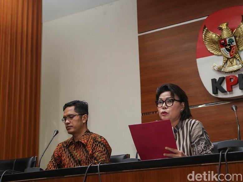 OTT KPK Bupati Muara Enim Diduga terkait Proyek Dinas PU