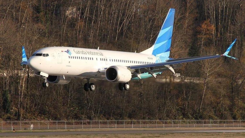 Pesanan B 737 MAX Batal, Bagaimana Rencana Peremajaan Armada Garuda?