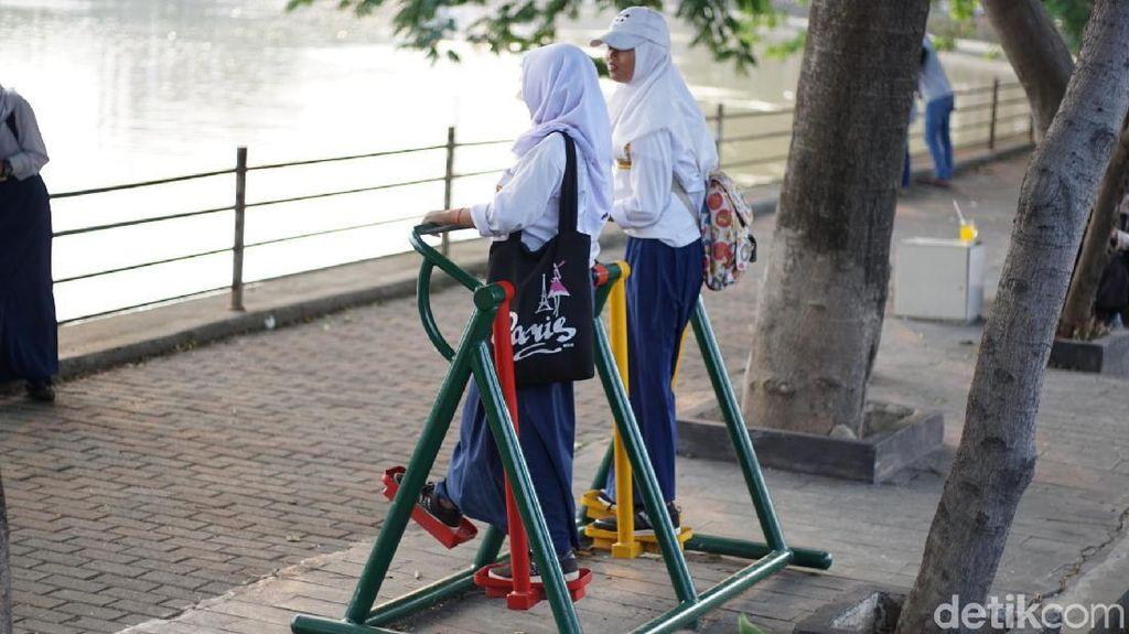 Cari Tempat Asyik untuk Olahraga Sore di Tangerang? Cobain Taman Nobar