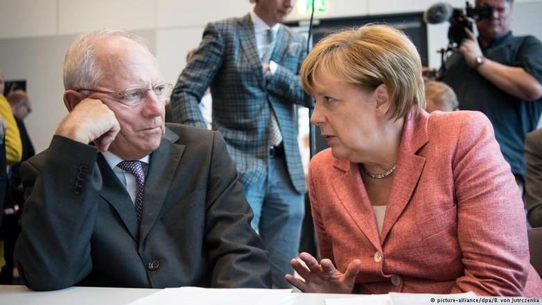Wolfgang Schuble: Angela Merkel Ambil Keputusan Baik pada Saat Tepat