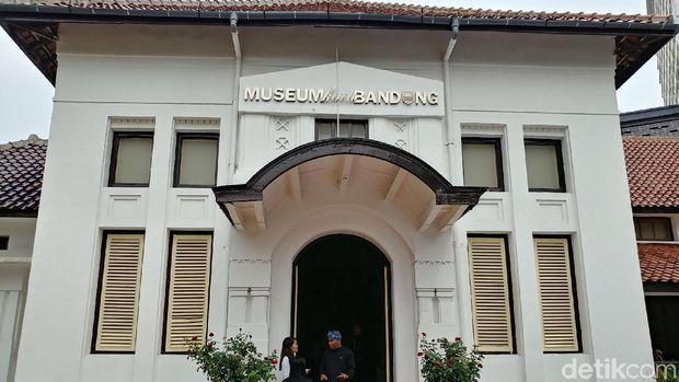 Proyek Museum Kota Bandung Sisakan Utang Rp 575 Juta