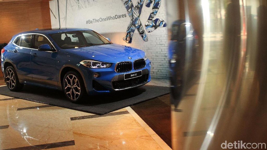 Gamaliel Sumringah Melihat BMW X2
