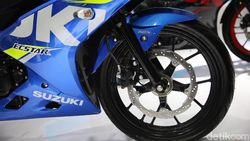 Di Eropa Motor 125cc Sudah Pakai ABS, Jangan Samakan dengan Indonesia