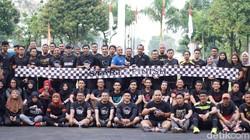 Komunitas Lari Kementerian Keuangan, BA015 Runners, menggadakan acara lari 2,1 km. Ini untuk mengenang 21 pegawai Kemenkeu yang menjadi korban Lion Air JT 610.