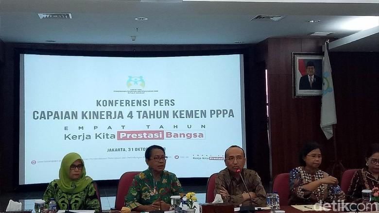 Menteri Yohana Targetkan 514 Kota Layak Perempuan dan Anak di 2019