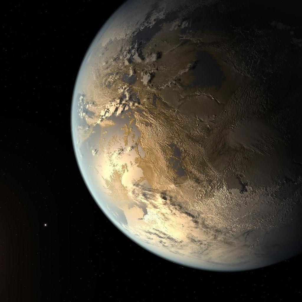 Deretan Planet Mirip Bumi di Seantero Jagat Raya