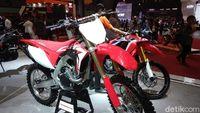 Mejeng di IMOS 2018, Honda Mau Jual CRF450R di Indonesia?
