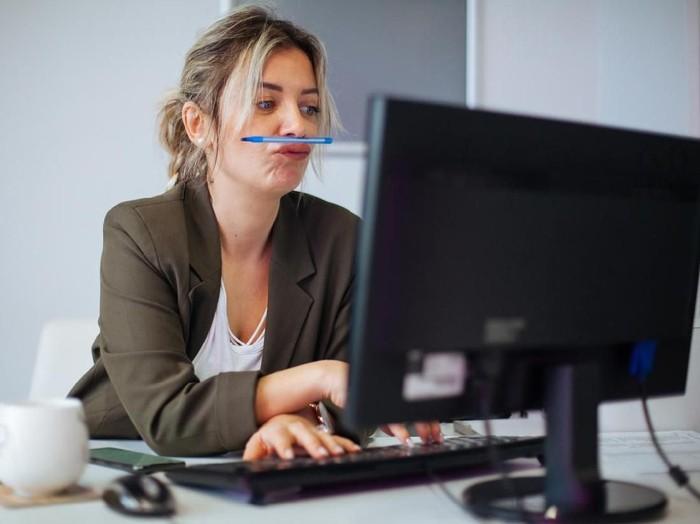 Terlalu sibuk bekerja bikin seseorang jadi kurang gerak (Foto: iStock)