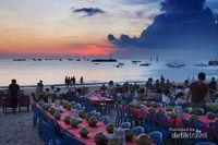 Di Pinggir Pantai Anyer hingga Mataram Bisa Cicip Seafood Enak!