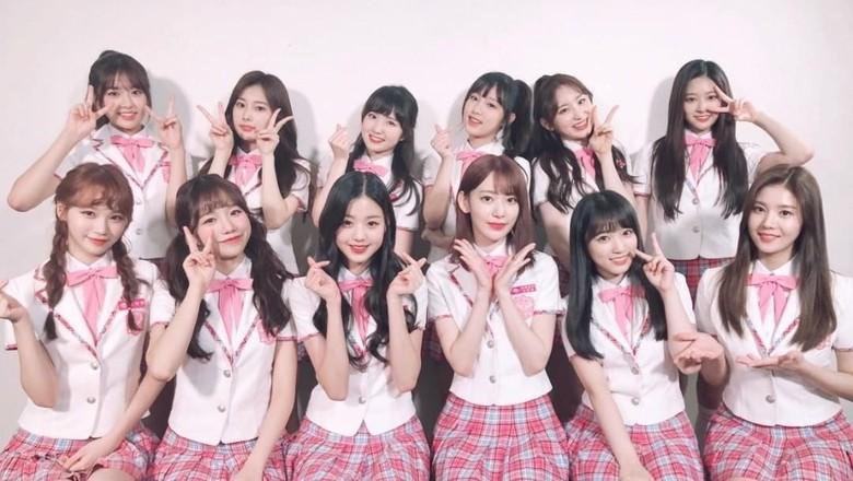 IZ*ONE Pecahkan Rekor Girl Group K-Pop di Jepang