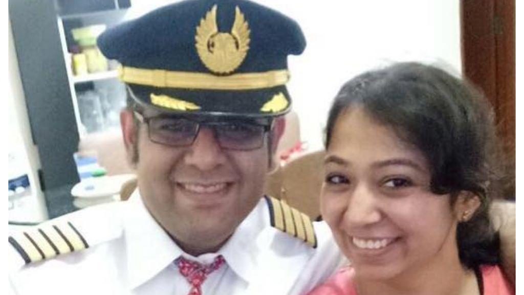 Sosok Pilot Lion Air JT 610 Bhavya Suneja di Mata Keluarga