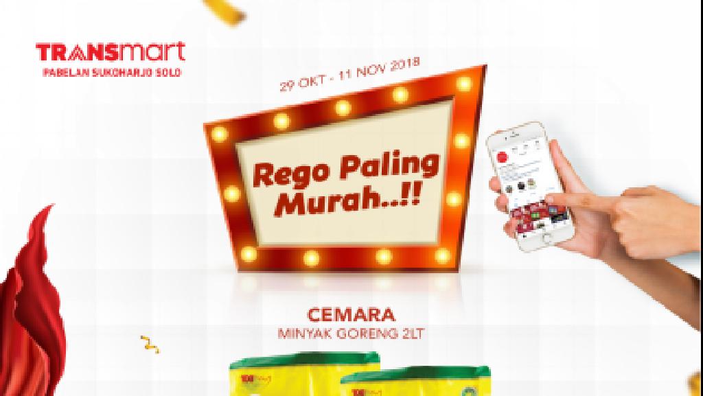 Ini Dia Promo Kupon Diskon Digital Terbaru Transmart Carrefour!