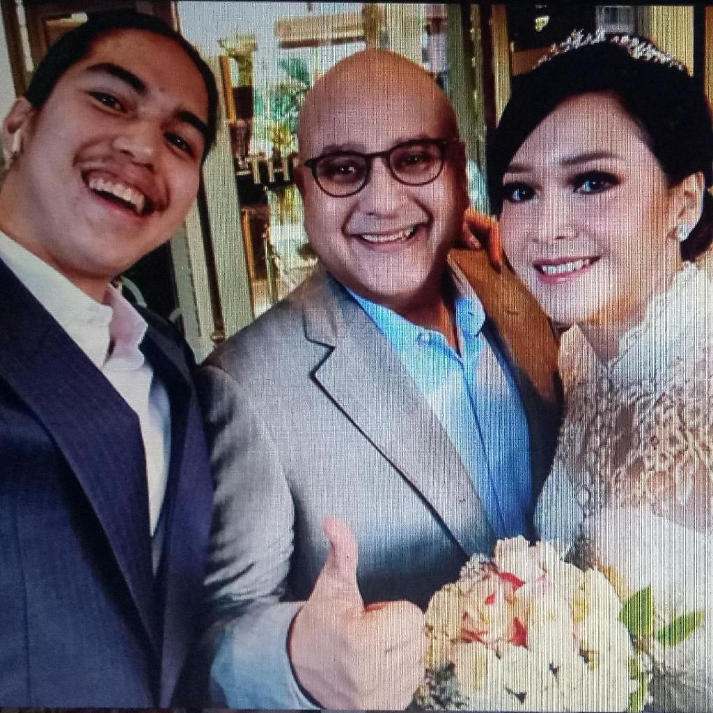 Kabar Resepsi Pernikahan Maia Estianty-Irwan Mussry di GBK Hanya Guyonan