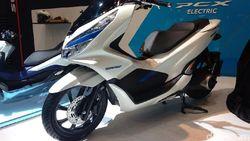 IMOS 2018: Honda PCX Electric Diperkenalkan Pertama Kali di RI