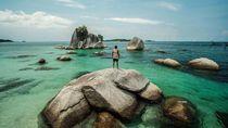 Dari 10 Bali Baru, Tanjung Kelayang Kemajuannya Signifikan