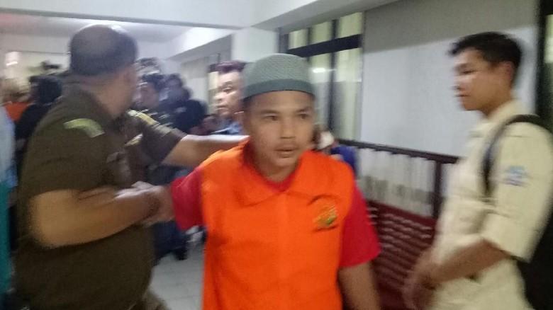 Pembunuh Sopir GrabCar di Malam Lebaran Dihukum 20 Tahun Penjara