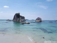 Tanjung Kelayang (Afif/detikcom)
