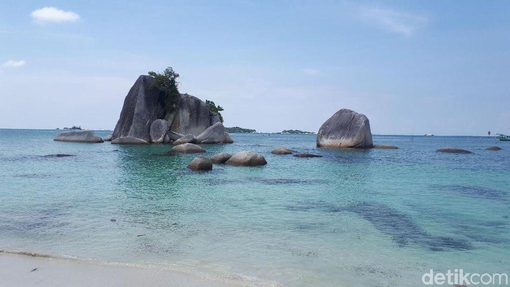 Orang Belitung: Oh Ternyata, Kami Punya Pantai yang Indah