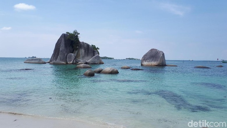 Tanjung Kelayang/Foto: (Afif Farhan/detikTravel)