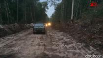 Video: Desa di Kalbar Ini Lama Terisolir, Kini Dibuatkan Akses Jalan