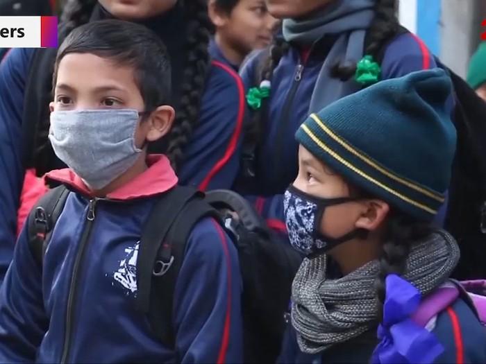 7 Dampak Buruk Polusi Udara untuk Kesehatan  Foto: reuters