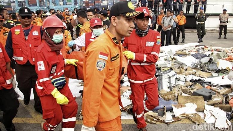 Satu Korban Lion Air Teridentifikasi
