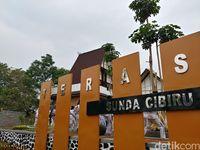 Menengok Teras Sunda di Cibiru Bandung