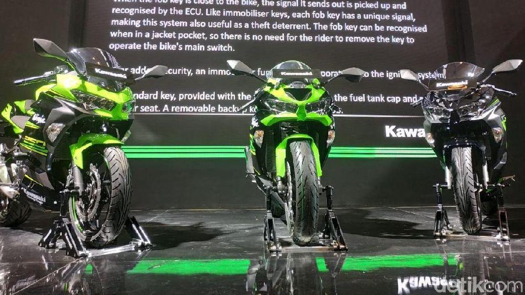 Kawasaki Ninja 250 Anti-begal