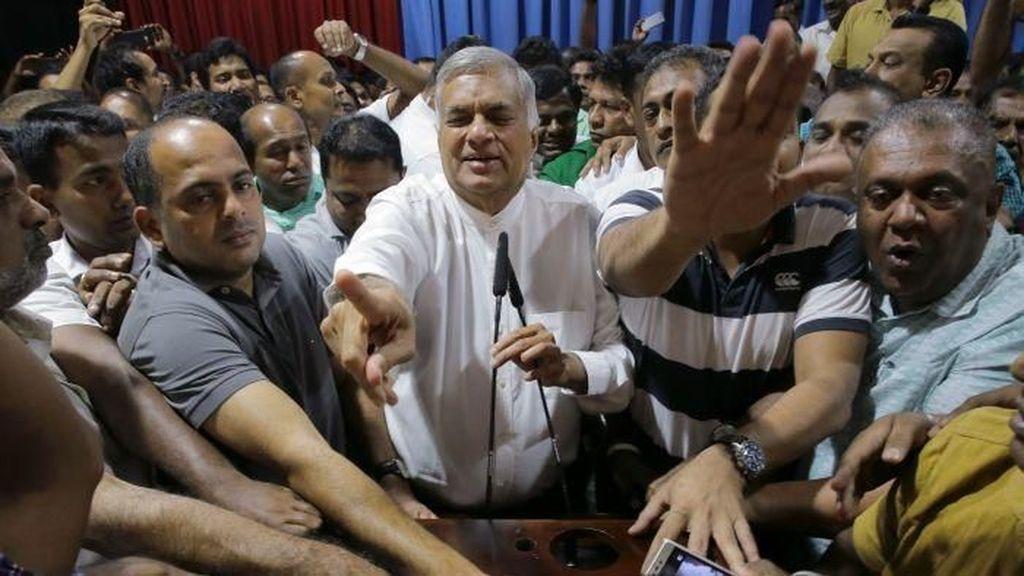 Australia Ingatkan Sri Lanka Pertahankan Prinsip Demokrasi