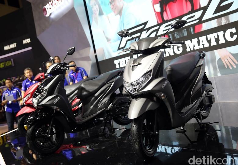 Yamaha FreeGo. Foto: Agung Pambudhy