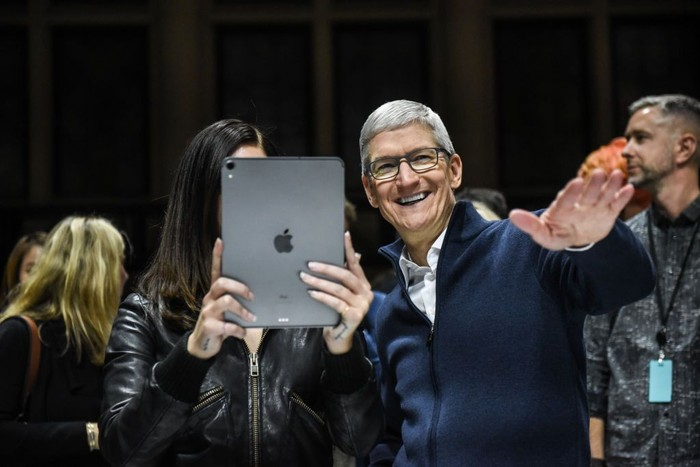 CEO Apple, Tim Cook. Foto: Getty Images