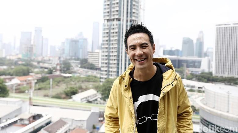 Daniel Mananta Tambah Berat Badan untuk A Man Called Ahok