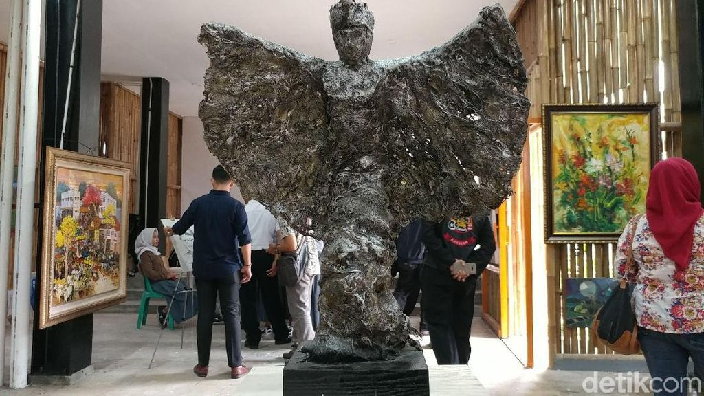 Teras Sunda, Laboratorium Seniman Bandung