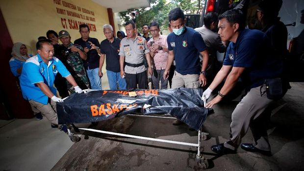 Korban Lion Air Asal Sidoarjo Teridentifikasi dari Sidik Jari