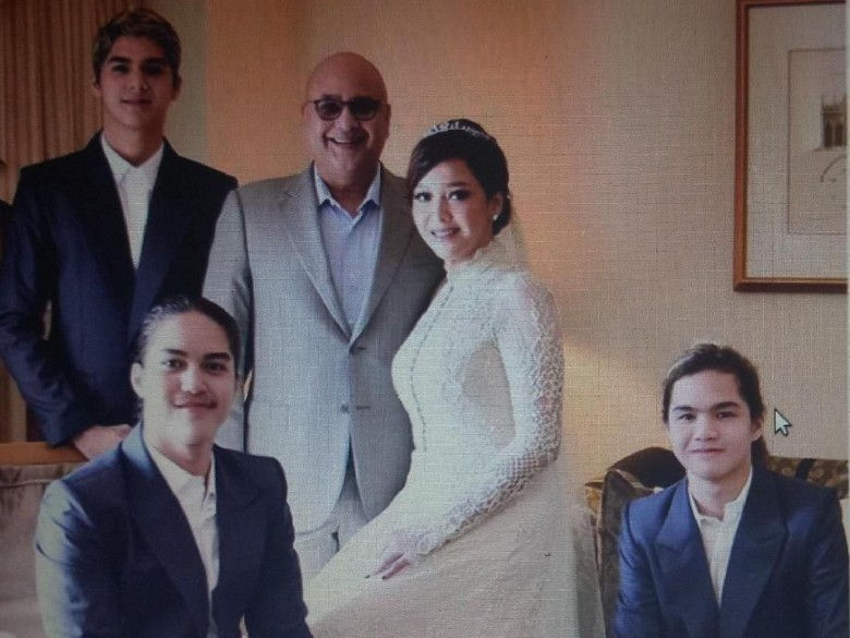 Formasi Lengkap, Maia ke Irwan Mussry: Welcome to the family DAD