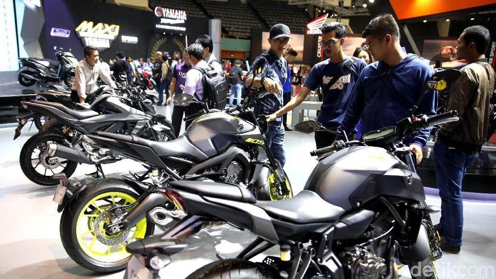 Sampai Tahun Depan Belum Ada Motor Euro 4 di Indonesia