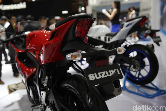 Suzuki Minim Motor Baru