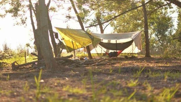 Bisnis hammock alias tempat tidur gantung