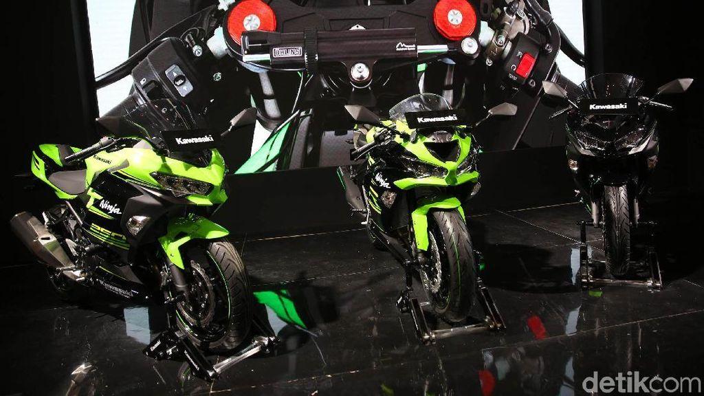 Kawasaki: Kalau Ninja Pakai USD, Nanti Yang Lain Nggak Jualan