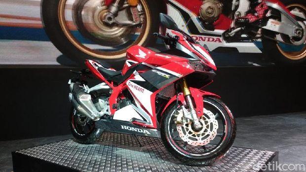 Aneka Motor Honda yang Dipamerkan di IMOS 2018