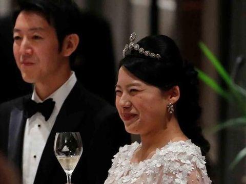 Putri Ayako dan Kei Moriya.